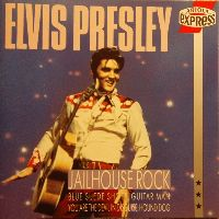 Cover Elvis Presley - Jailhouse Rock [Ariola Express]